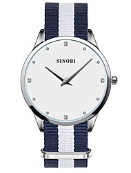 cheap -SINOBI® Ladies Classic Slim Casual Watches Luxury Brand Fashion Women Clock Female Quartz Wristwatch 2016 Cool Watches Unique Watches