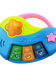 Недорогие -фантазии мини-мультфильм клавиатура пианино музыкальные огни ребенка / электрические игрушки