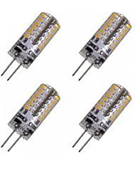 2W G4 LED a pannocchia T 48 SMD 3014 150-200 lm Bianco caldo Luce fredda 3000-3500 6000-6500 K Decorativo DC 12 AC 12 V