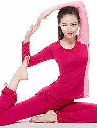 cheap -Yoga Clothing Suits Quick Dry Breathable Compression Lightweight Materials Stretchy Sports Wear Women's Yoga