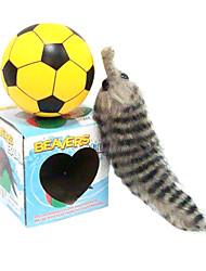 Недорогие -электрический футбол бобры мяч