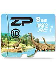 ZP 8GB TF Micro SD Card scheda di memoria UHS-I U1 Class10