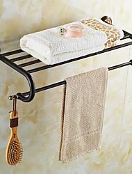 Prateleira de Banheiro / Ti-PVD Neoclássico