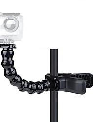 abordables -Clip Fixation Flexible Trépied Fixation Flexible Pour Caméra d'action Tous Gopro 5 Gopro 4 Session Gopro 4 Gopro 3 Gopro 3+ Gopro 2 Gopro