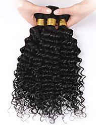 cheap -Peruvian Hair Natural Wave Virgin Human Hair Natural Color Hair Weaves 3 Bundles 8-26 inch Human Hair Weaves Hot Sale / 6a Human Hair Extensions