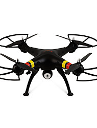 cheap -SYMA X8W 4CH 6 axis 2.4G Headless FPV Wifi RC Quadcopter with 2MP HD Camera Black / Orange / White Drones