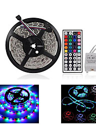 cheap -ZDM™ 3528 RGB Led Strip Light Lamp Colorful 44Key IR Remote Party DIY Sale-Seller
