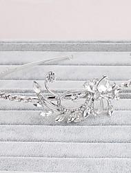 Недорогие -стразы головные уборы головной убор свадебная вечеринка элегантный женский стиль