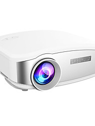 cheap -Factory-OEM LCD Home Theater Projector WVGA (800x480) 1200 Lumens LED 4:3/16:9