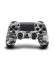abordables -PS4Wireless Bluetooth Controles para PS4 Bluetooth Empuñadura de Juego Inalámbrico 7-9h