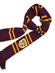 cheap -Harry Striped Scarf Gryffindor/Slytherin/Ravenclaw/Hufflepuff Halloween Cosplay Costumes Potter