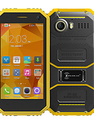 Kenxinda PROOFINGS W6 4.5 pulgada Smartphone 4G (1GB + 8GB 5 MP Quad Core 2600 mAh)
