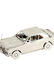 Kit fai-da-te Puzzle 3D Puzzle Modellini di metallo Macchine giocattolo Macchina da corsa Giocattoli 3D Fai da te Pezzi