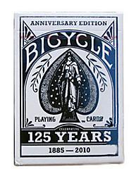 Недорогие -велосипед покер карты магии реквизит настольная игра карты синий (1 пара)