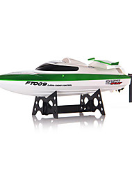 cheap -FeiLun FT009 2.4G 4CH High Speed Racing Flipped RC Boat Electric Remote Control Speedboat Water Cooling Motor System 35KMH