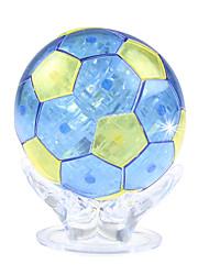 Недорогие -Мячи Пазлы Хрустальные пазлы Футбольные мячи Игрушки Футбол 50 Куски