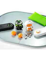 YQ® 88191A-1 Robot Infrared Walking / Play Football Toys Figures & Playsets