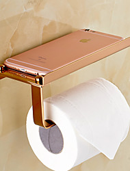 cheap -Toilet Paper Holder / Gold Brass /Contemporary