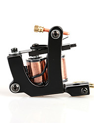 cheap -Coil Tattoo Machine Professiona Tattoo Machines Cast Iron Shader Handmade