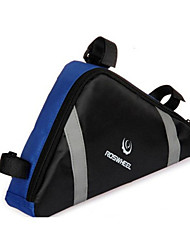 cheap -ROSWHEEL 2.2 L Bike Frame Bag / Triangle Frame Bag Bike Bag Cloth / PVC(PolyVinyl Chloride) Bicycle Bag Cycle Bag Cycling / Bike