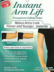 4X Instant Lift Strips - Lifting Arms Firming Flabby Sagging Anti-aging Slim