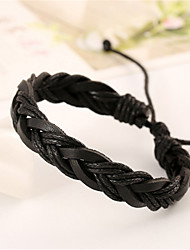 Unisex Leather Handcrafted Vintage Bracelets(More Colors) Christmas Gifts