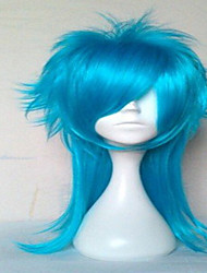 cheap -2 Colors New Stylish  Cosplay Wigs Synthetic Hair Wig  Long Curly Animated Wig Party Wig