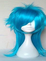 2 nouvelles couleurs élégant cosplay perruque synthétique perruques de cheveux longs perruques animés parti de perruques frisées