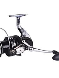Molinetes Rotativos 4.9:1 13 Rolamentos Trocável Pesca de Mar / Rotação / Pesca de Gancho / Outro / Pesca Geral / Pesca de Isco e Barco-
