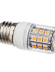 3.5 e14 g9 e26 / e27 ha portato luci di mais t 30 smd 5050 250-300lm bianco caldo bianco freddo 3500k ac 220-240 ac 110-130v