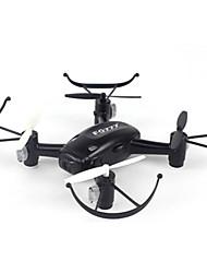 Drone FQ777 FQ10A 4 Canaux 6 Axes Avec Caméra HD 720P FPV Retour Automatique Mode Sans Tête Vol Rotatif De 360 Degrés Flotter Avec Caméra