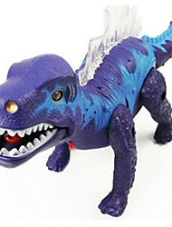 cheap -Model Building Kit Dinosaur LED Lighting / Music / Sound Plastic High Quality Boys' Gift