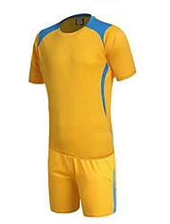 Homme Football Ensemble de Vêtements Séchage rapide Respirable Printemps Eté Hiver Automne Térylène Exercice & Fitness Sport de détente