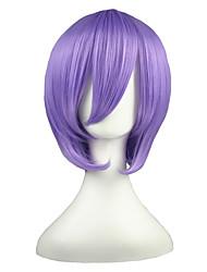 Недорогие -Косплэй парики Харухи Судзумии Hiiragi Tsukasa Аниме Косплэй парики 35 См Термостойкое волокно Муж. Жен.