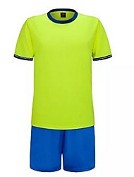 cheap -Soccer Clothing Suits Quick Dry Breathable Spring Summer Fall Winter Terylene Exercise & Fitness Leisure Sports Football / Soccer Running