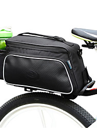 cheap -ROSWHEEL Bike Bag 10LPanniers & Rack Trunk Bike Trunk Bags Waterproof Wearable Shockproof Bicycle Bag Cloth Polyester PVC Terylene Cycle
