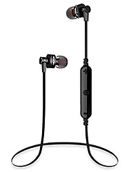 AWEI A990BL Ecouteurs Boutons (Semi Intra-Auriculaires)ForLecteur multimédia/Tablette Téléphone portable OrdinateursWithAvec Microphone
