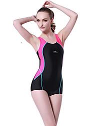 cheap -SBART®  Women's Swimwear Stretch / Compression One Piece Adjustable Adjustable Pink / Blue Pink / Blue XL / XXL / XXXL