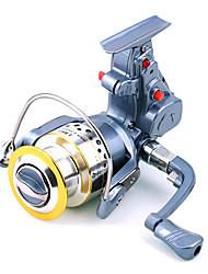 Недорогие -Катушки для спиннинга Спиннинговые катушки Электрический катушка 3 Шариковые подшипники Заменяемый Обычная рыбалка-4000