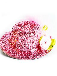 Недорогие -с новыми аксессуарами шляпа ювелирные изделия клип путать ребенка девушка игрушки играть дома игрушки цвет