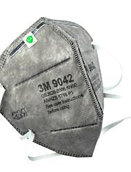 3M-9042 máscaras PM2.5 poeira formaldeído anti escape névoa odor activado máscaras de carbono