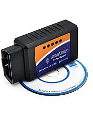 Недорогие -Bluetooth Bluetooth v2.1 obd2 детектор ELM327 транспортного средства, транспортного средства топлива Счетчик расхода