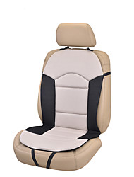 cheap -1Pcs  Faux Suede Support Universal Integrated Seat Cushion Set Package