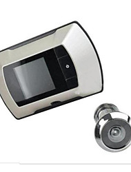 cheap -No Wiring Is Easy To Install 2.4-Inch Visual Electronic Cat Doorbell 30-Megapixel Digital Camera