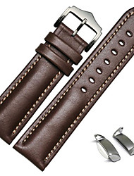 cheap -A-store Genuine Leather Watch Band Strap Free Lugs Adapters For Samsung Galaxy Gear S2 SM-R720