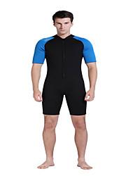 preiswerte -SBART Herrn Diveskin-Anzug UV-Sonnenschutz, SPF50, Rasche Trocknung Tactel Kurzarm Strandbekleidung Tauchanzüge Tauchen
