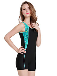 cheap -Others Women's Swimwear Breathable / Ultra Light Fabric / Removable Cups / Compression One Piece Halter Strings Black /