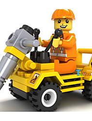 Jay DiamondMax and machine engineering vehicles