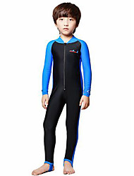 cheap -Dive&Sail Men's Women's Children's Dive Skin Suit Ultraviolet Resistant Full Body Compression Tactel Long Sleeves Diving Suits Swimwear