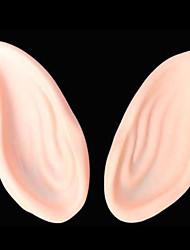 Недорогие -пвх феи Пикси поддельные уши эльфа Хэллоуин маски новая маска партии страшный Хэллоуин украшения мягкие заостренные уши протезирования